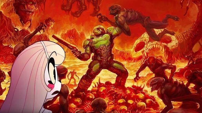 Image Result For Doom Crossover Doom Movie Doom Pc Doom Game