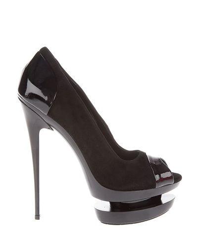 Gianmarco Lorenzi - Peep toe shoe 2