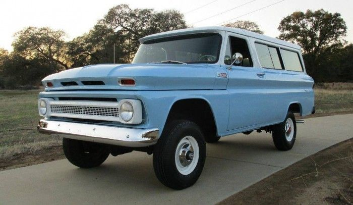 Hemmings Find of the Day – 1965 Chevrolet Suburban