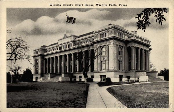 Courts in Wichita Falls, TX - Courthouse Location and ...