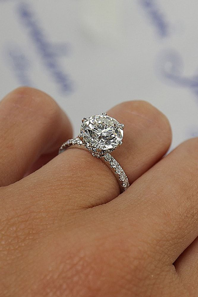 48 Fantastic Engagement Rings 2020 Diamond Wedding Bands