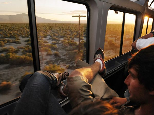 Top 10 north american train trips trips the california for Best train vacations in the world