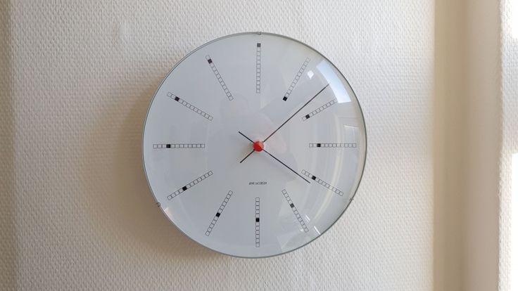 Design Classic, Arne Jacobsen's Bankers Clock