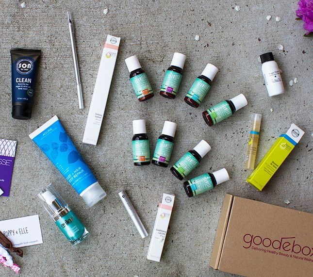 Update your beauty supplies with this eco-friendly subscription kit.