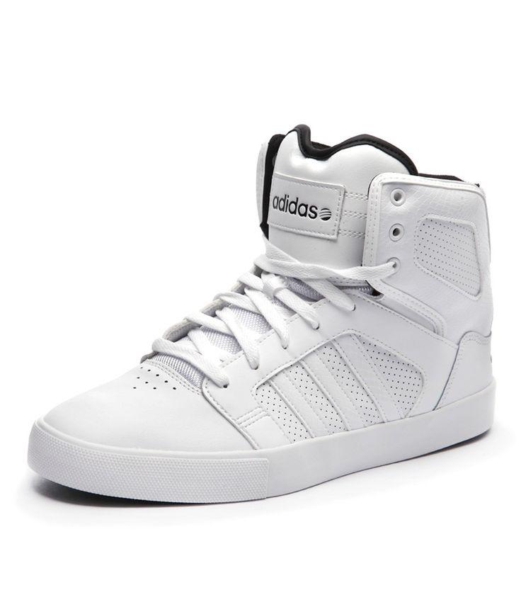 adidas neo grey high tops