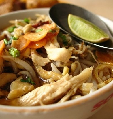 Soto Kudus (Kudus Soup) | Kudus, the name of a town in Java