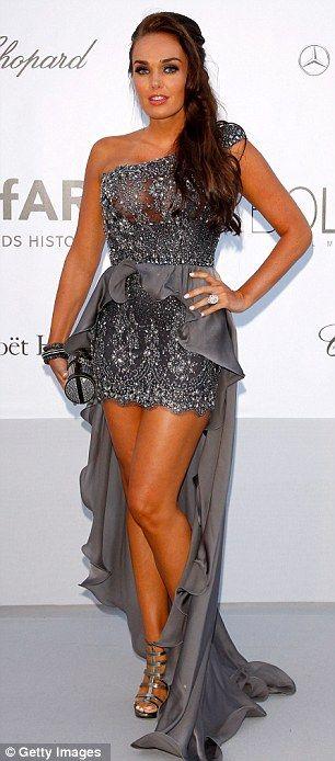Tamara Ecclestone #Cannes2012 #HauteCouture