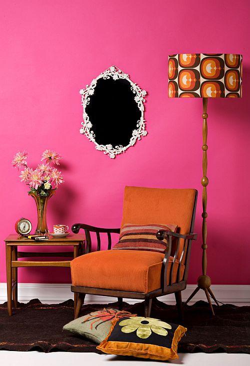 15 best Interieur retro images on Pinterest   Living room, Retro ...