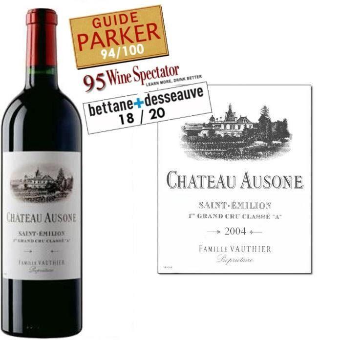 """Château Ausone 2004 1er cru classé """"A"""""""