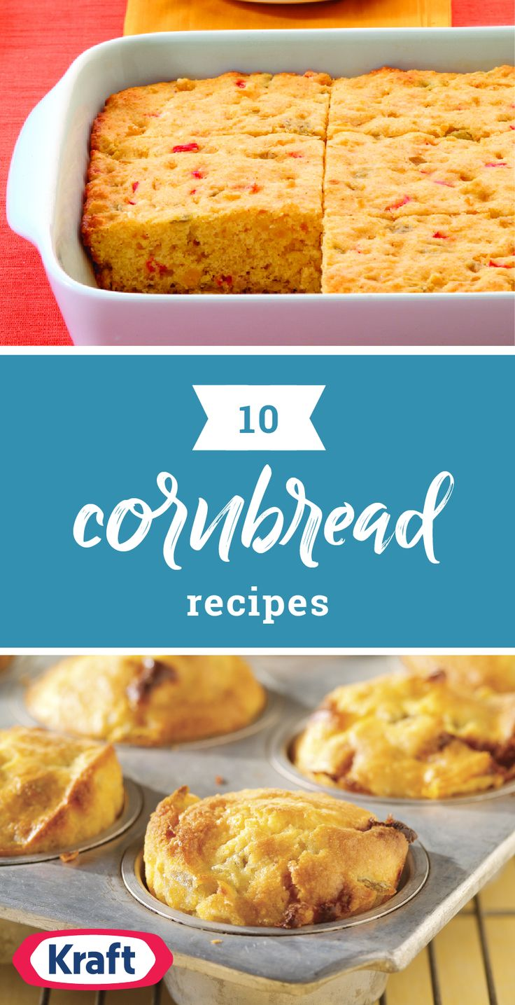 1715 best comfort food recipes images on pinterest kitchens cornbread its a must have at thanksgiving dinner bbqs for game day chili and for brunch muffin baskets find cornbread recipes for all right here forumfinder Image collections
