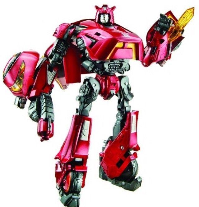 Transformers Generations Deluxe Class Cybertronian Cliffjumper *New*