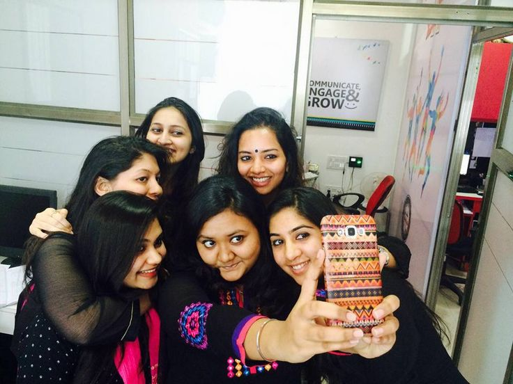 Women of SDA having a Selfie moment! #womensday2016