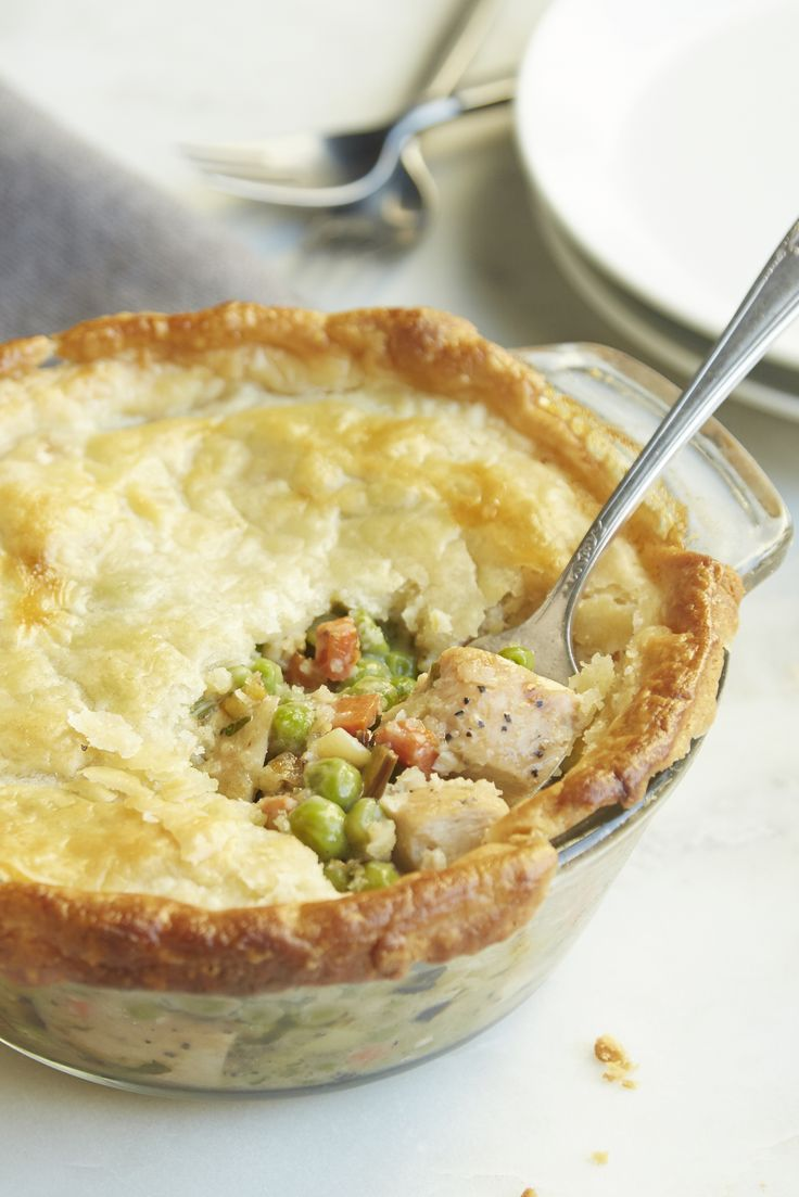 Chickentarragon Pot Pie From The New York Times Cooking Get All Of The