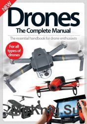Drones The Complete Manual. Second Edition