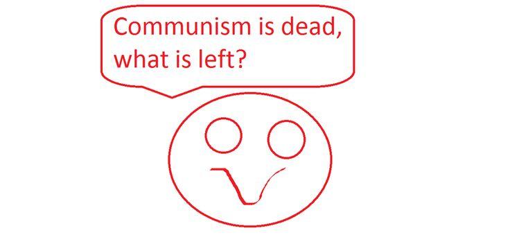 Communism is dead by Henke76 on DeviantArt