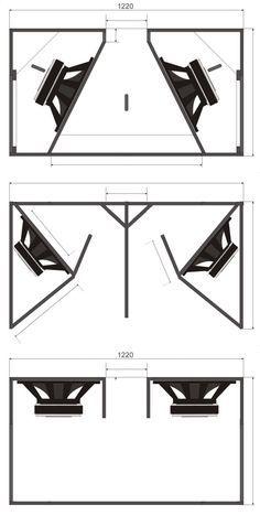 Hasil gambar untuk plans box speaker
