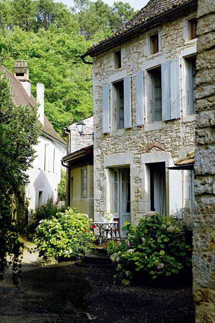 Little House In Lherm In France 39 S Lot Valley Region