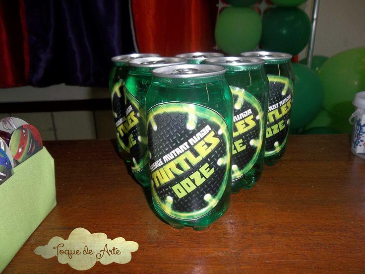 Refrigerante Jah! personalizado