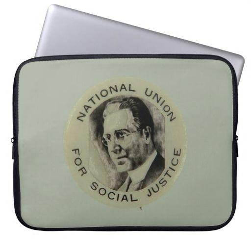social justice laptop sleeve