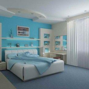 Smooth Cool Ocean Bedroom Gethousedecor.com