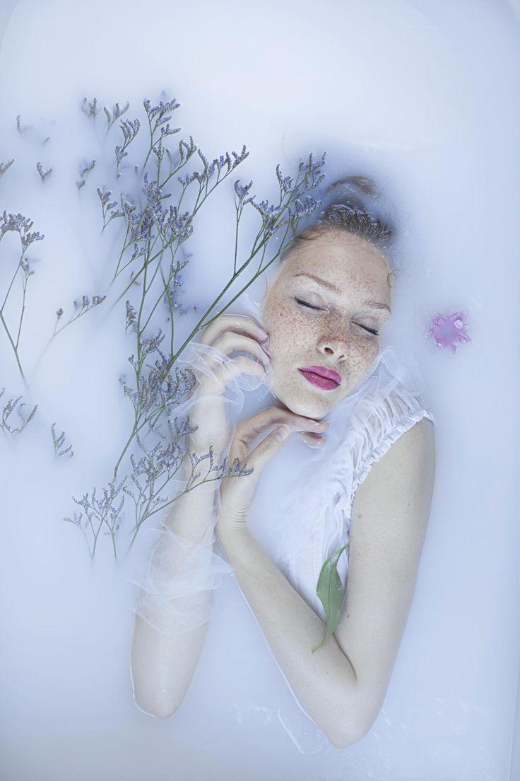 175 best Milk Bath Photoshoot Ideas images on Pinterest | Soaking ...