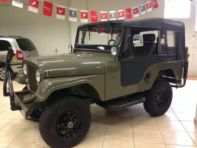 Ford Jeep Willys militar