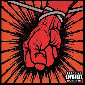 Metallica - St. Anger - http://cpasbien.pl/metallica-st-anger/