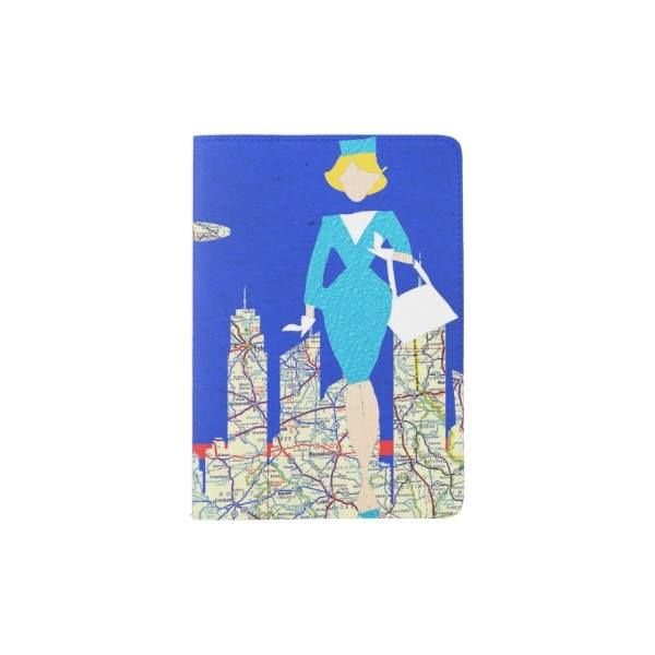 http://ift.tt/2h2Qtu0 Shop https://goo.gl/RqSX1P   Retro Flight Attendant Passport Holder    When you see this Retro Flight Attendant Passport Holder it will be love at first flight! The design features a royal blue background with a city skyline and airplane made from a...  Go To Store  https://goo.gl/RqSX1P  #AroundTheWorld #BonVoyage #FirstClass #InternationalTravel #PanAmInspired #Retro1960SSteardess #RetroFlightAttendant #Vintage1960SSteardess #VintageAirTravel #VintageFlightAttendant…