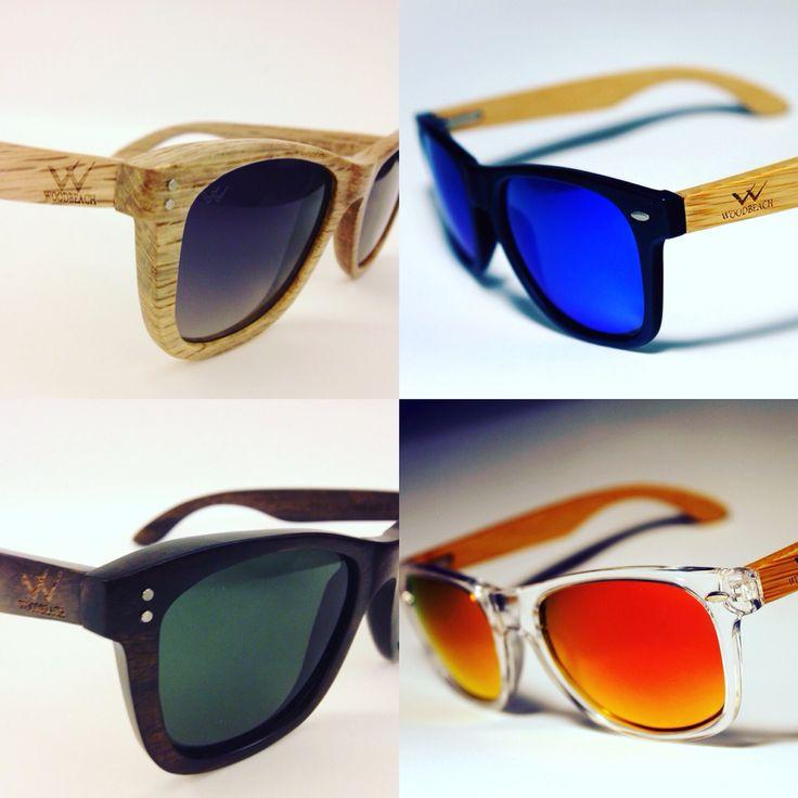 Gafas de madera polarizadas www.woodbeach.es