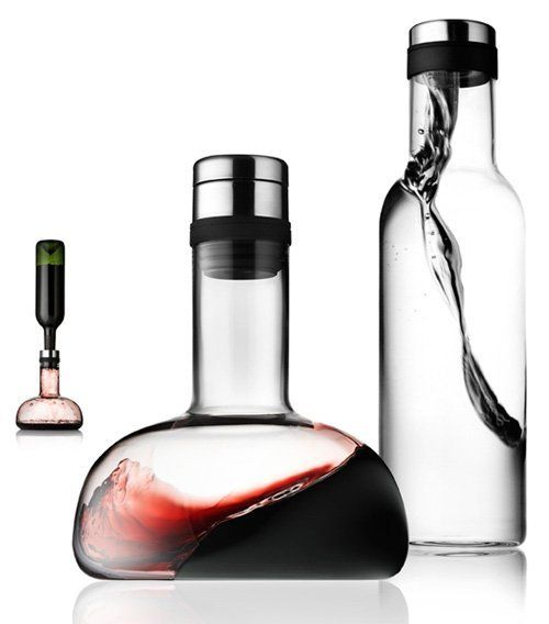 www.menu.as | Wine & Water Breather Carafe