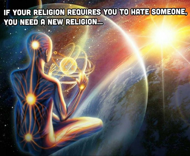 This is why for now I am a spiritual atheist and I respect Buddhism  the most!