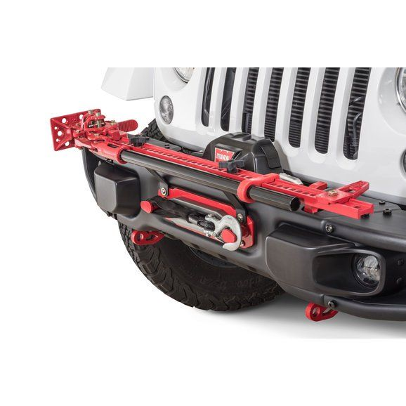 Maximus 3 0400 025 Fhjm Hi Lift Jack Mount For 13 17 Jeep Wrangler Jk With Mopar 10th Anniversary Rubi Jeep Wrangler Jeep Wrangler Jk Jeep Wrangler Accessories