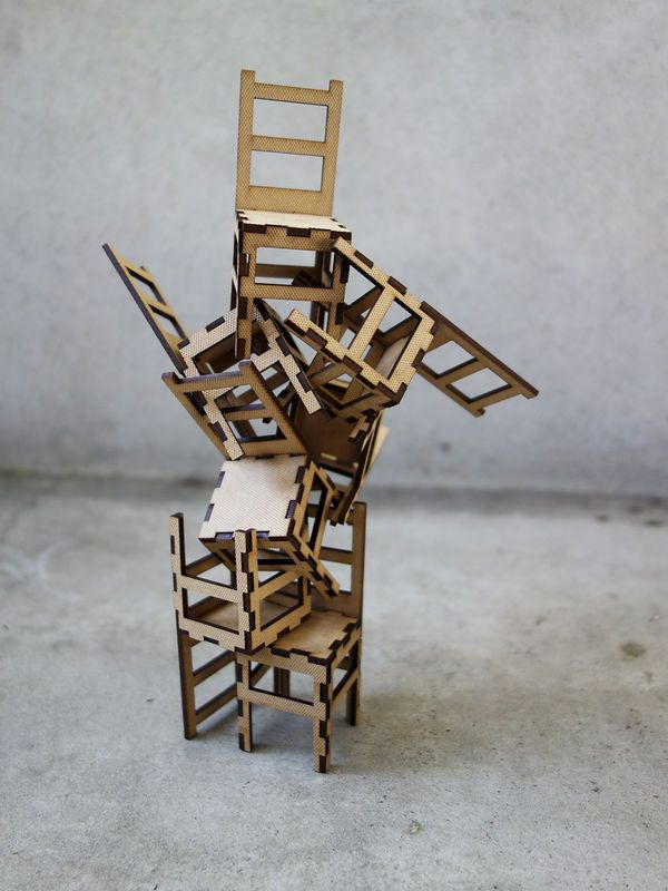 Chair Game by Ludus Ludi