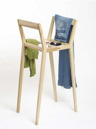 """Valet Stand """"Chairs"""""""