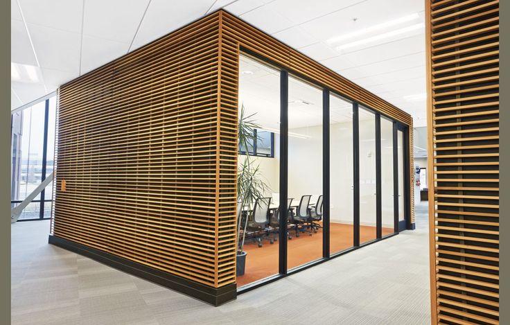 Lobby Armstrong Wood Slat Wall Panels Or Ceiling Osu