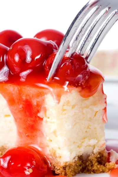 Easy Cherry Cheesecake - Recipes That Remember