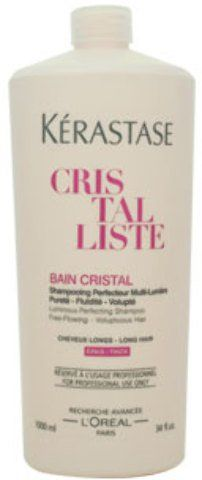 Kerastase - Cristalliste Bain Cristal Luminous Perfecting Shampoo For Thick Hair (34 oz.) 1 pcs sku- 1898418MA -- To view further for this item, visit the image link. (This is an affiliate link and I receive a commission for the sales)