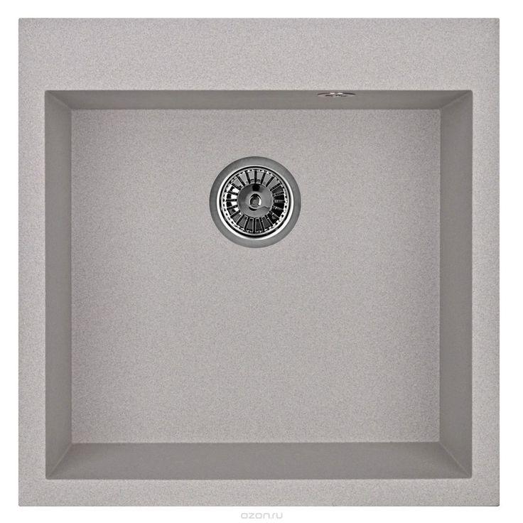 Мойка Weissgauff Quadro 505 Eco Granit, цвет: серый, 50,5 х 19,0 х 51,0 см290469Гранитные мойки Weissgauff Eco Granit – классическая коллекция моек, изготовленных из специально подобранных композитных материалов , содержащих оптимальное сочетание 80% каменной массы высокого качества и 20% связующих материалов. Оригинальный и функциональный дизайн - технология изготовления позволяет создавать любые цвета и формы, оптимальные для современных кухонь. Мойки Weissgauff легко подобрать к интерьеру…