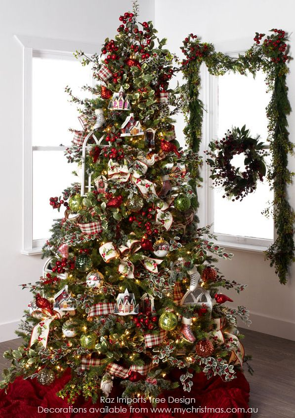 decorating christmas trees decorated pinterest christmas