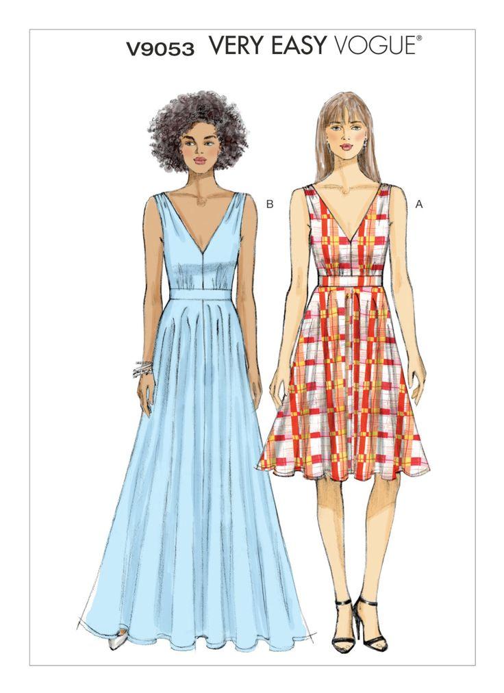 V9053 | Vogue Patterns