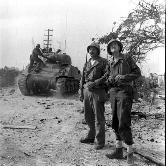 What One Photographer Saw at the Battle of Saipan | TIME
