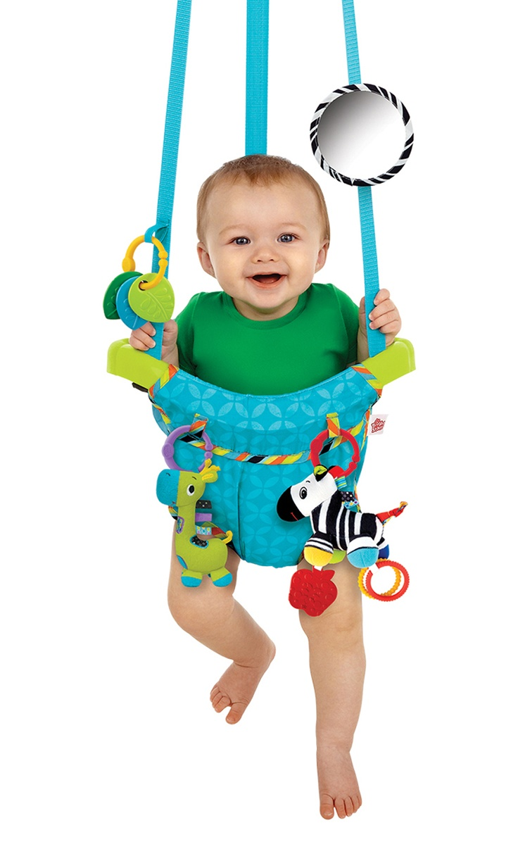 #Bright Starts Bounce n' Spring Deluxe Door #Jumper available online at http://www.babycity.co.uk/