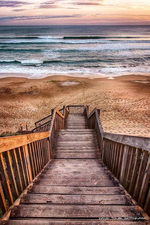 Ocean Grove located on the Bellarine Peninsula. #Travel #Victoria