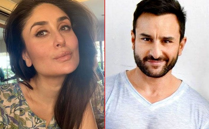 Kareena Kapoor Shares An Unseen Throwback Picture With Saif Ali Khan We Can T Stop Noticing That Waistline In 2021 Throwback Pictures Saif Ali Khan Bollywood News