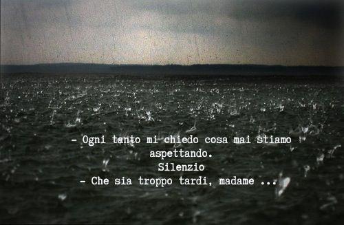 """""""Oceano Mare"""" Alessandro Baricco"""