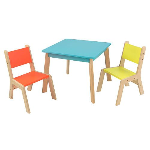 The KidKraft Modern Table U0026 Highlighter Set Is Fun, Sleek And Stylish! This  Child Sized Furniture Set Is Perfect For Art Projects, Homework And Snacks.