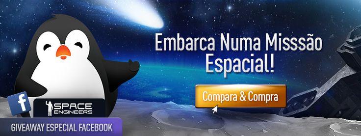 Jogos espaciais no Kinguin, vê os novos preços!
