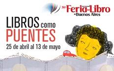 EVENTS and BOOKS: Feria del Libro (Book Fair) - 25 April to 13 May 2013. La Rural in Plaza Italia, Palermo.