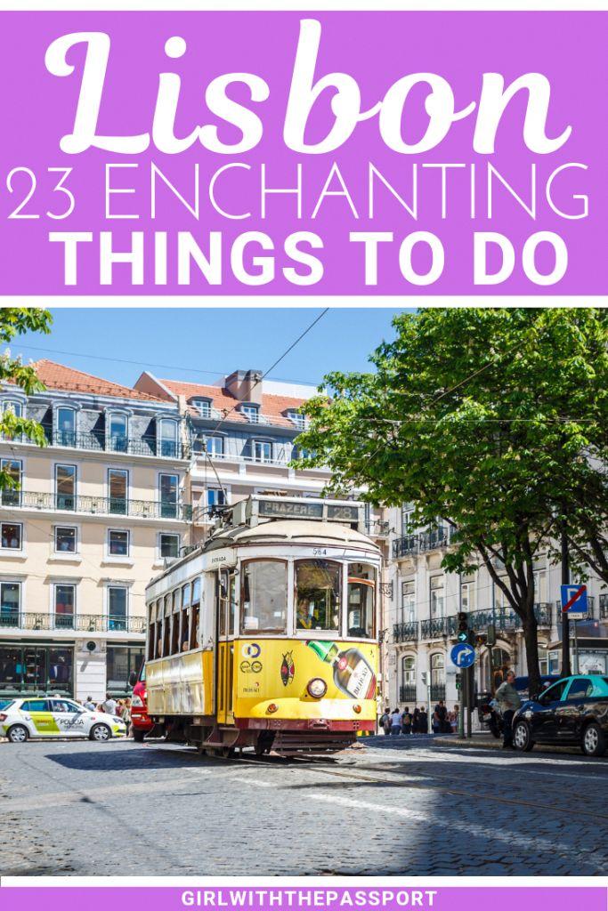 23 cose fantastiche da vedere a Lisbona