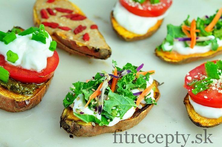 Toasty zo sladkých zemiakov - FitRecepty